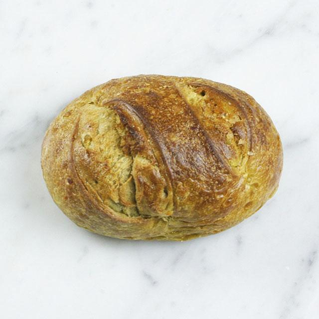 週末パンお届け便(抹茶と柚子のパン)